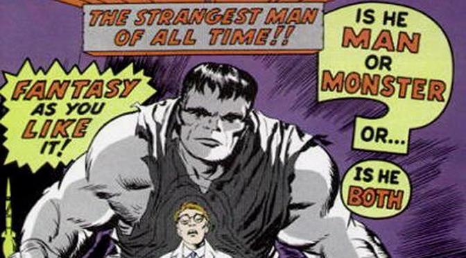 Incredible Hulk #1 (Marvel Comics)
