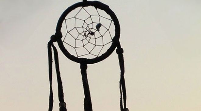 Dreamcatcher, by Helen Barth Villareal