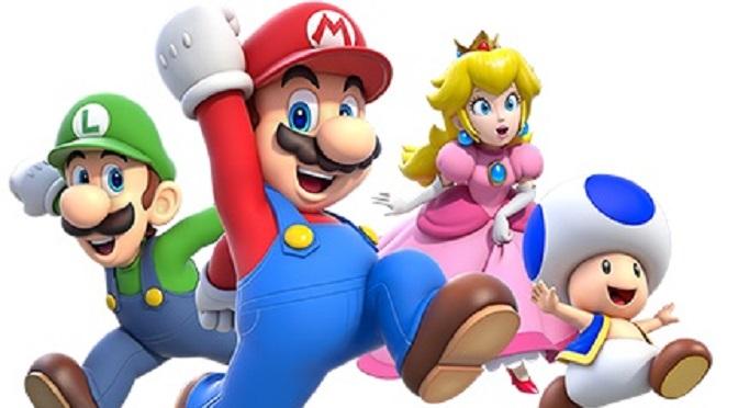 Super Mario Pathfinder
