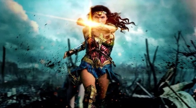 Wonder Woman No Man's Land