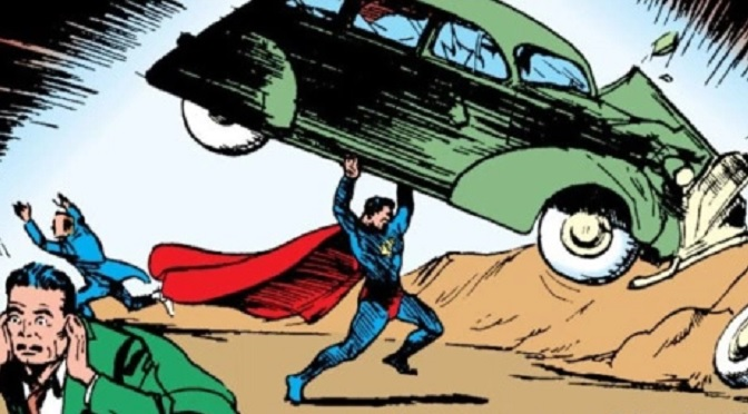 Superman Action Comics #1