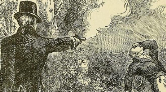 Burr vs Hamilton