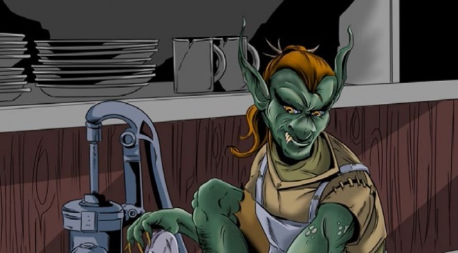 A History of Goblins